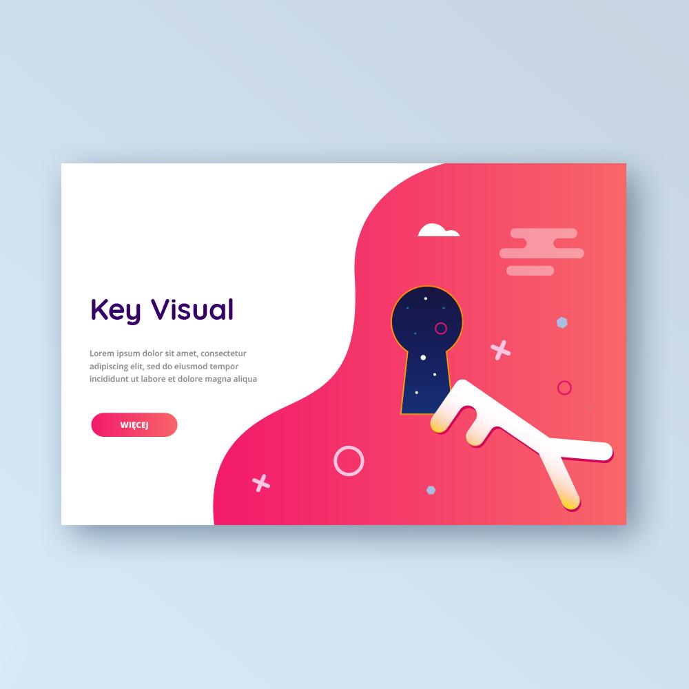 Key visuale