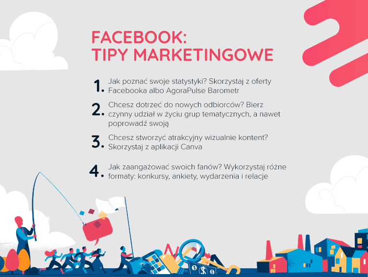 Facebook - tipy marketingowe