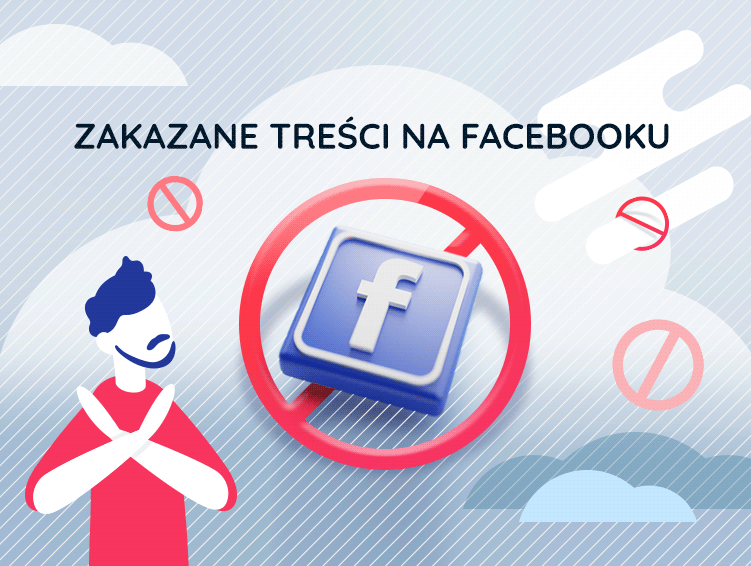 Treści zakazane na facebooku