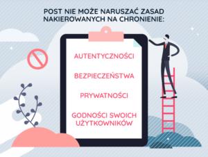 treści zakazane do promowania na facebooku